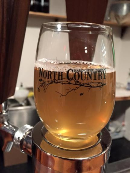 Fresh pressed apples fermented in small batches for guaranteed freshness! New Hampshire apple cider made just a little bit better!