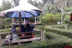 Peserta Kursus LEON CS di Desa Batetangga, Polewali Mandar.