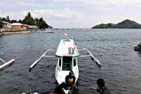 gambar penyedia jasa angkutan laut di Desa Toyaman