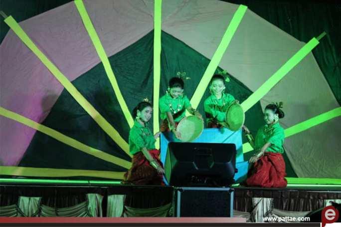 Demi Pengalaman, Ssanggar Seni Sipatuo Mammesa (S3M) tampilkan tarian Mappande Sasi pada event ACC FAIR 2020
