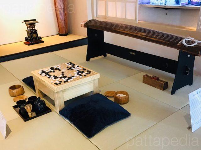 山田長政の部屋再現