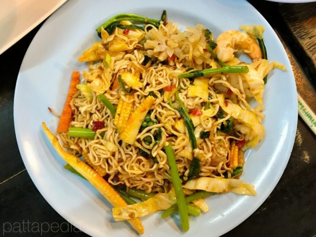 タイ料理_パッキーマオ2