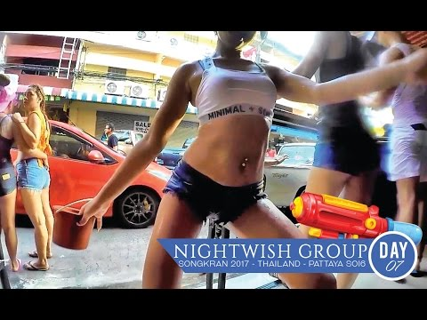 Nightwish Group Songkran 2017