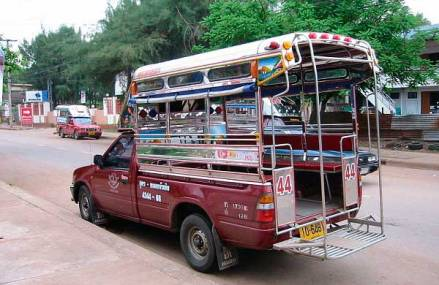 Billig taxi i Pattaya