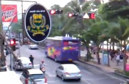 Trafikk i Pattaya