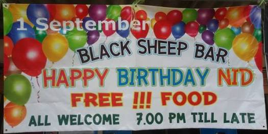 Black Sheep Bar - Parties