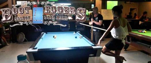 Bootleggers Pool Hall