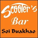 Scooters Bar – Soi Buakhao