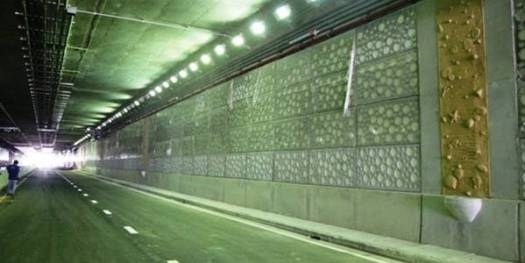 Sukhumvit Rd Tunnel Nearing Completion