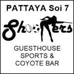 Shooters Pattaya – Soi 7