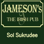 Jamesons Irish Pub – Soi Sukrudee