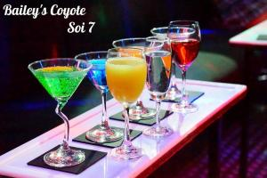 Baileys Coyote Bar - Cocktails