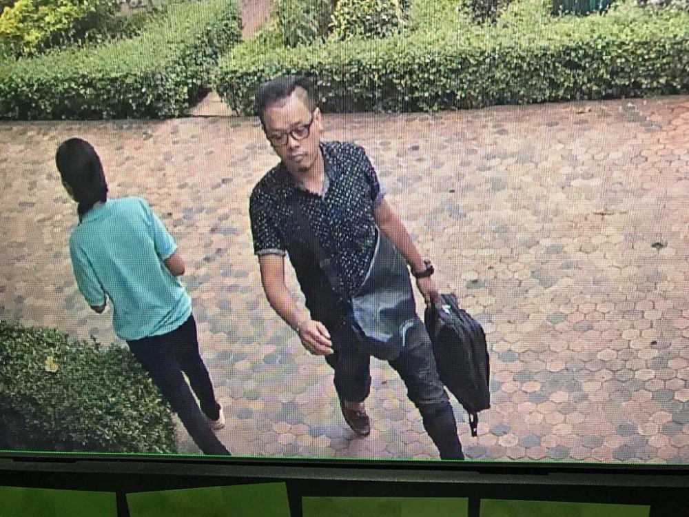 Notorious university thief finally arrested