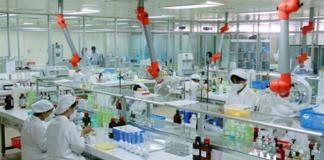 Four arrested after raid on fake painkiller drug factory