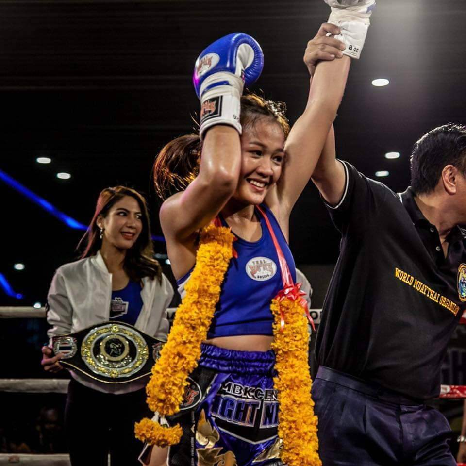 Female muay thai champ found hanged in Ratchaburi boarding house