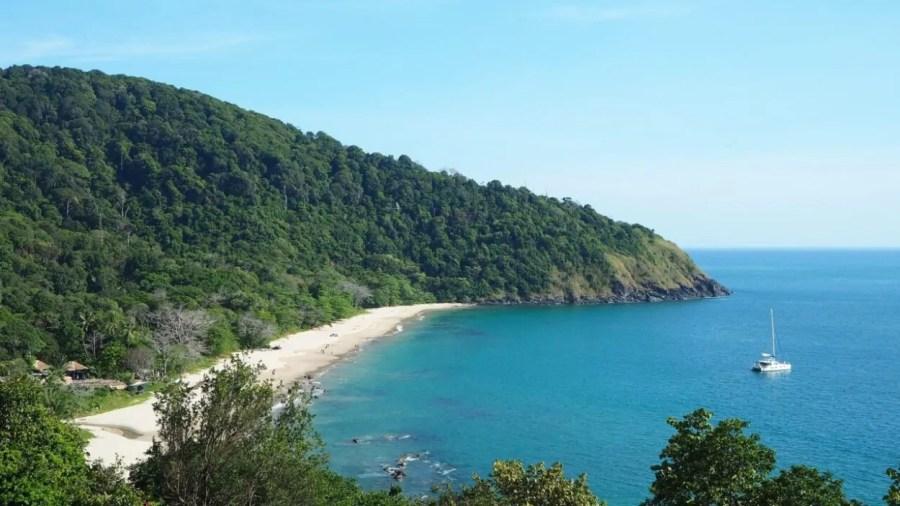 beautiful thai islands