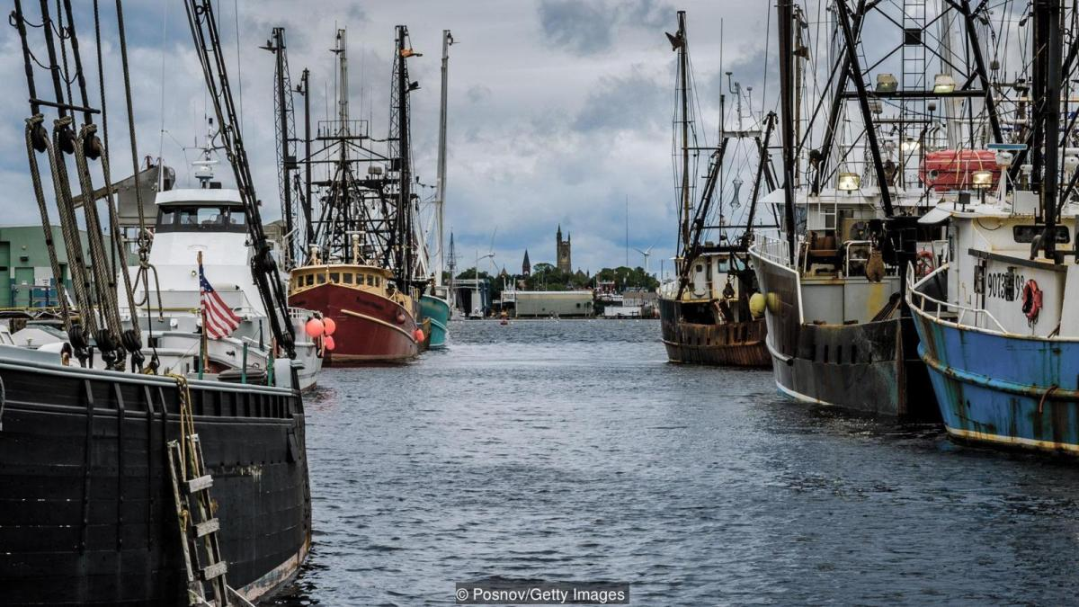 New Bedford, Massachusetts, is a place few have heard of. But the mark it has left on the world is profound