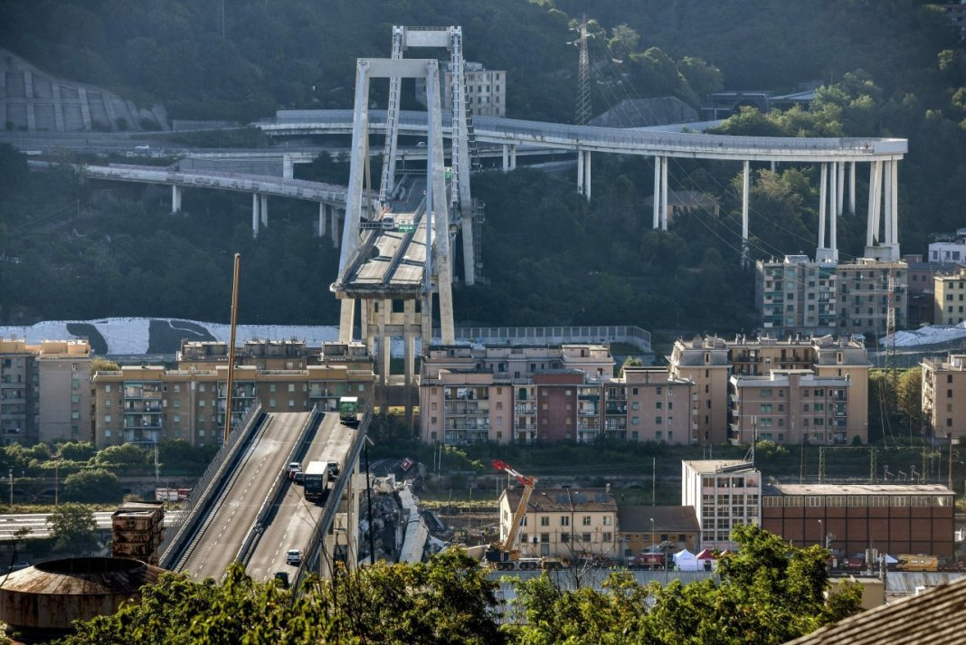 Death toll rises to 35 in Italy bridge collapse