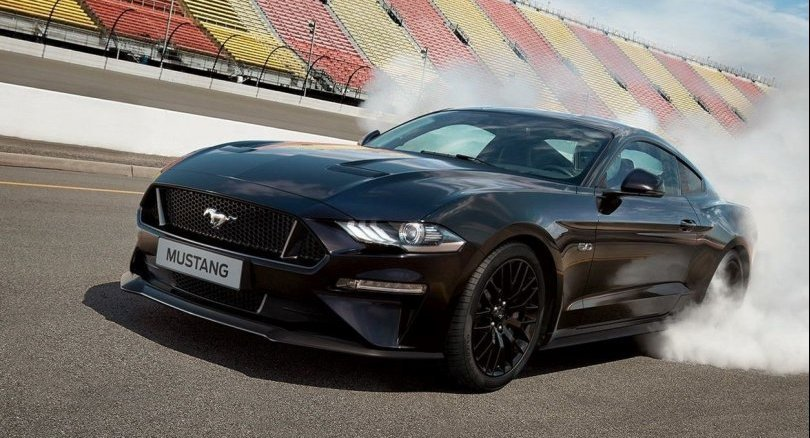 Mustang to arrive in October