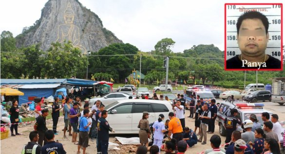 Buddha Mountain killings Chon Buri Police target