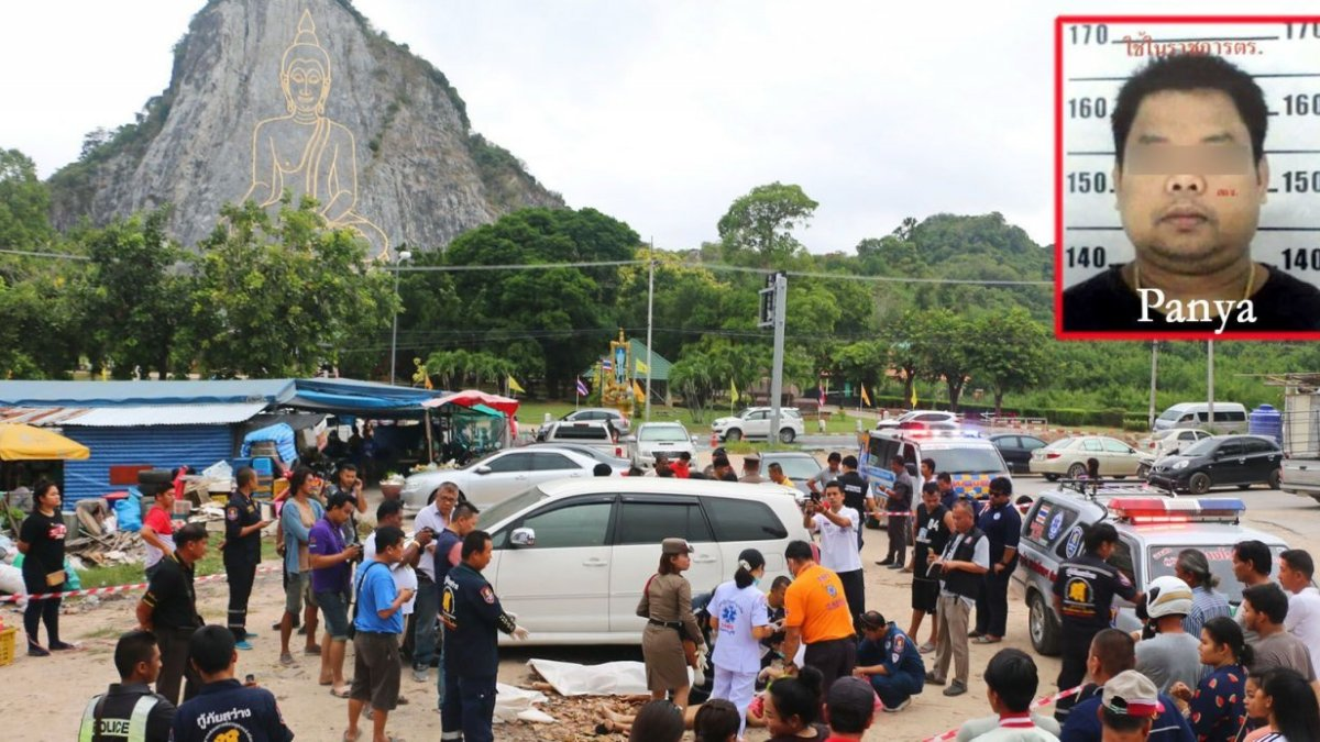Police target two for Buddha Mountain killings