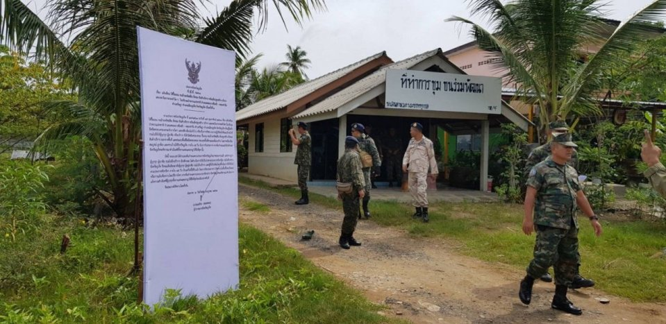 Squatters told to leave Rassada land