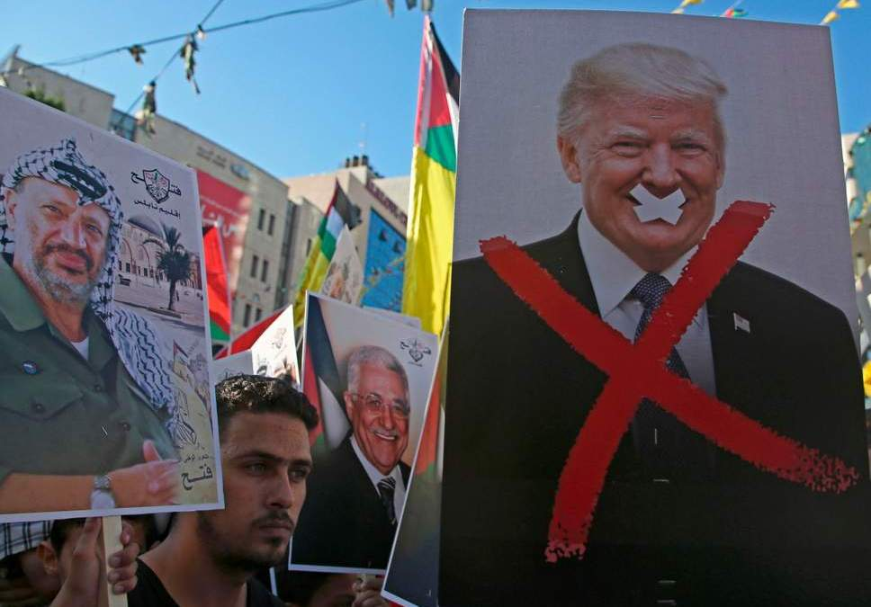 US cuts more than $200 million in aid to Palestinians