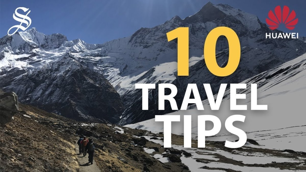 10 travel tips for adventure seekers