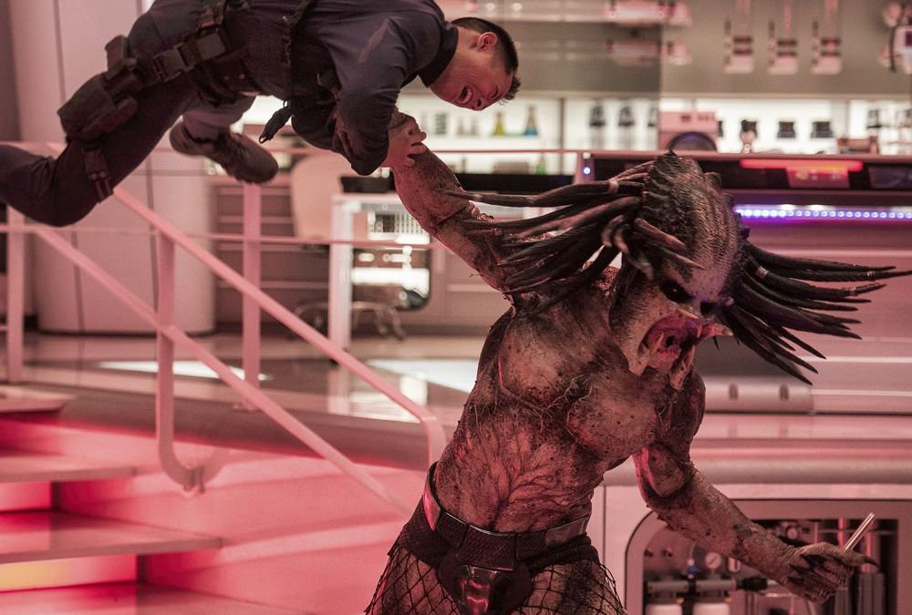 'Predator' slays competition at N.America box office