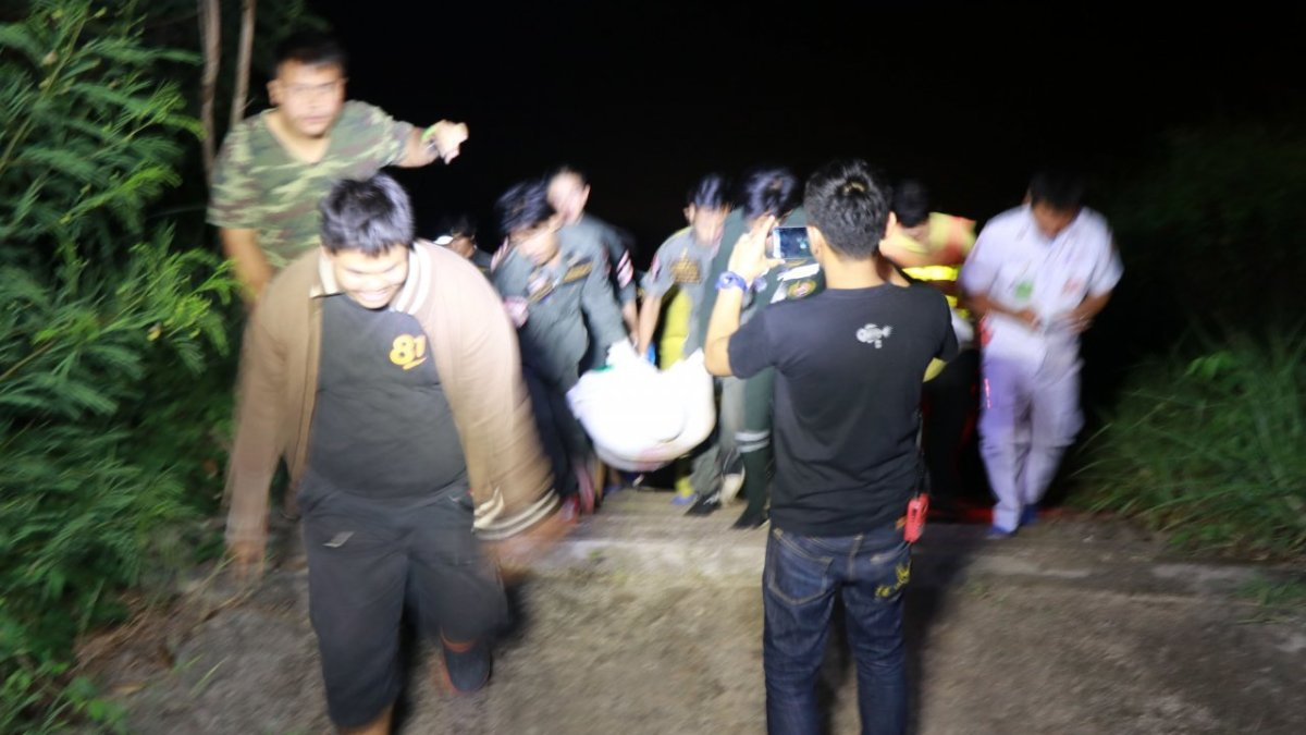 Body of unidentified Thai man found in Phitsanulok river