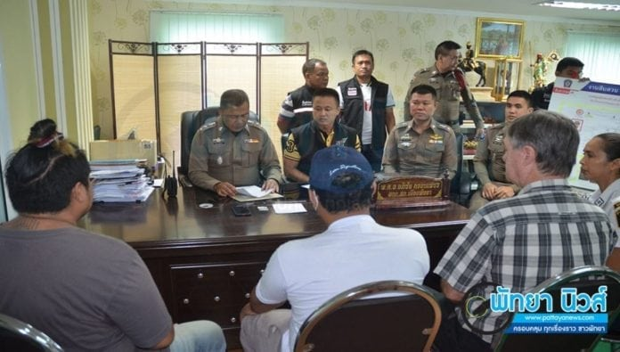 British pensioner robbed of B200,000 by fake Pattaya cop