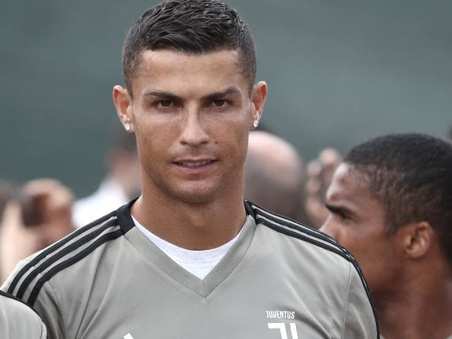 Cristiano Ronaldo allegedly apologised after hotel 'rape: 'I'm usually a gentleman'