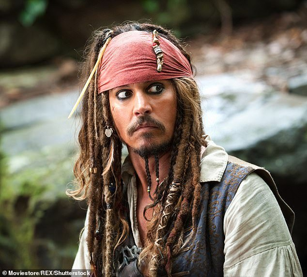 EXCLUSIVE: Hide the rum! Johnny Depp is OUT as Jack Sparrow in Disney's Pirates of the Caribbean film franchise as actor battles financial issues and personal dramas