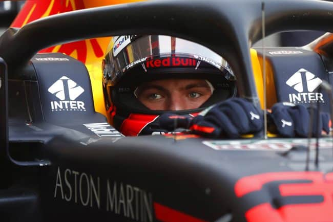 Red Bull 1-2 in 1st practice at Mexican Grand Prix