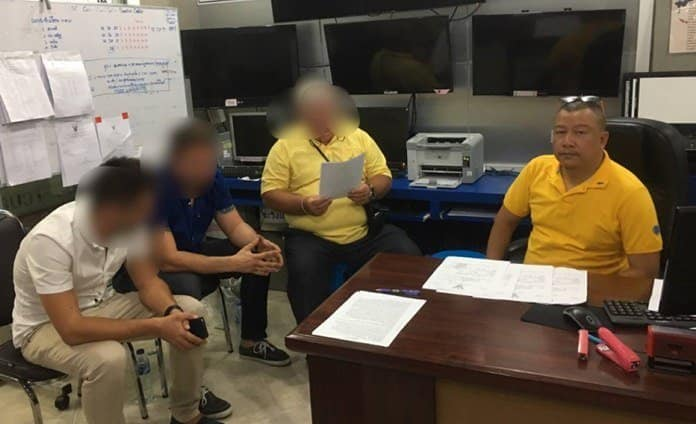 2 arrested for threatening to bomb Russian consulate in Pattaya