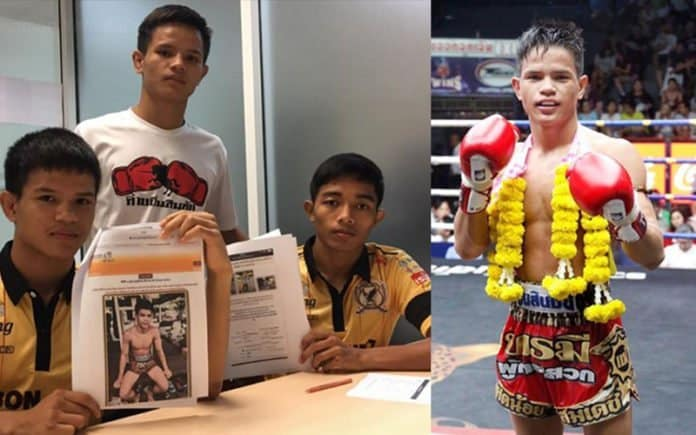 MUAY THAI FIGHTERS FILE POLICE REPORT AFTER DISCOVERING THEIR PHOTOS ON MALE PROSTITUTION SITE