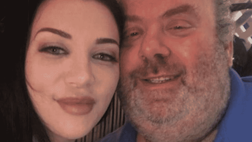 Former Escort Sends Bizarre Tribute To Dead Sugar Daddy Who Is Haunting Her