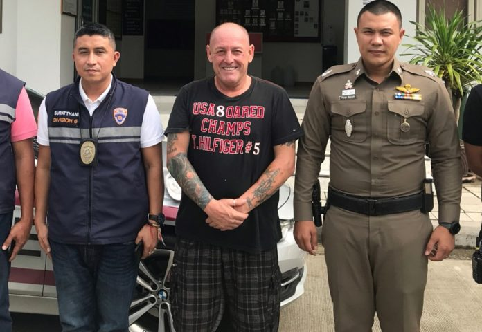 'HAUTE CUISINE:' WEED TOM YUM LANDS BRITON IN HOT WATER. A British businessman on Koh Samui ran foul of the law Wednesday for innovating in