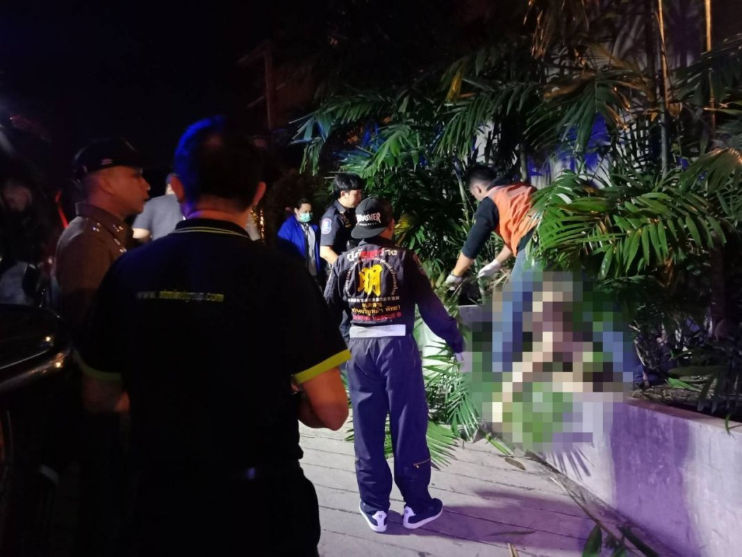 S Korean tourist dies after falling from sixth floor of Pattaya hotel. A South Korean man fell to his death from his room on the sixth floor of a hotel in
