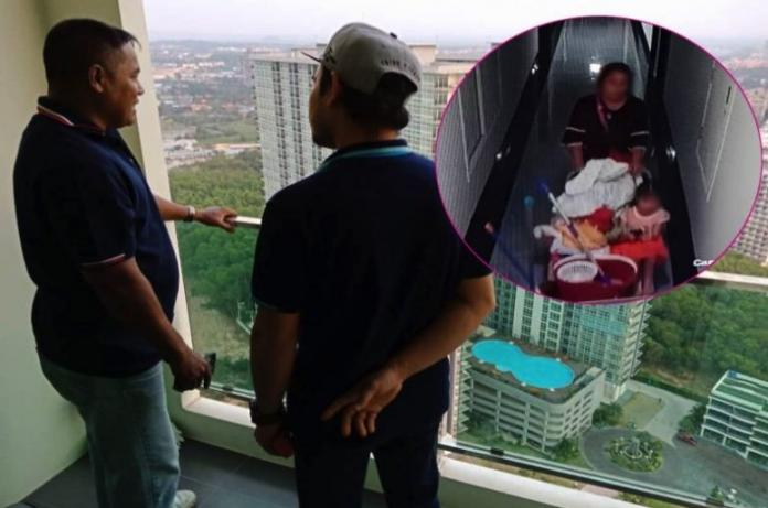 Six year old girl found deceased in Jomtien was forgotten by maid who left her in 32 floor room to play. A six-year-old girl plunged to her death after her