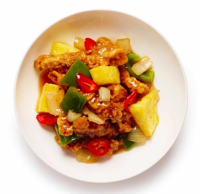 How to cook the perfect sweet and sour pork