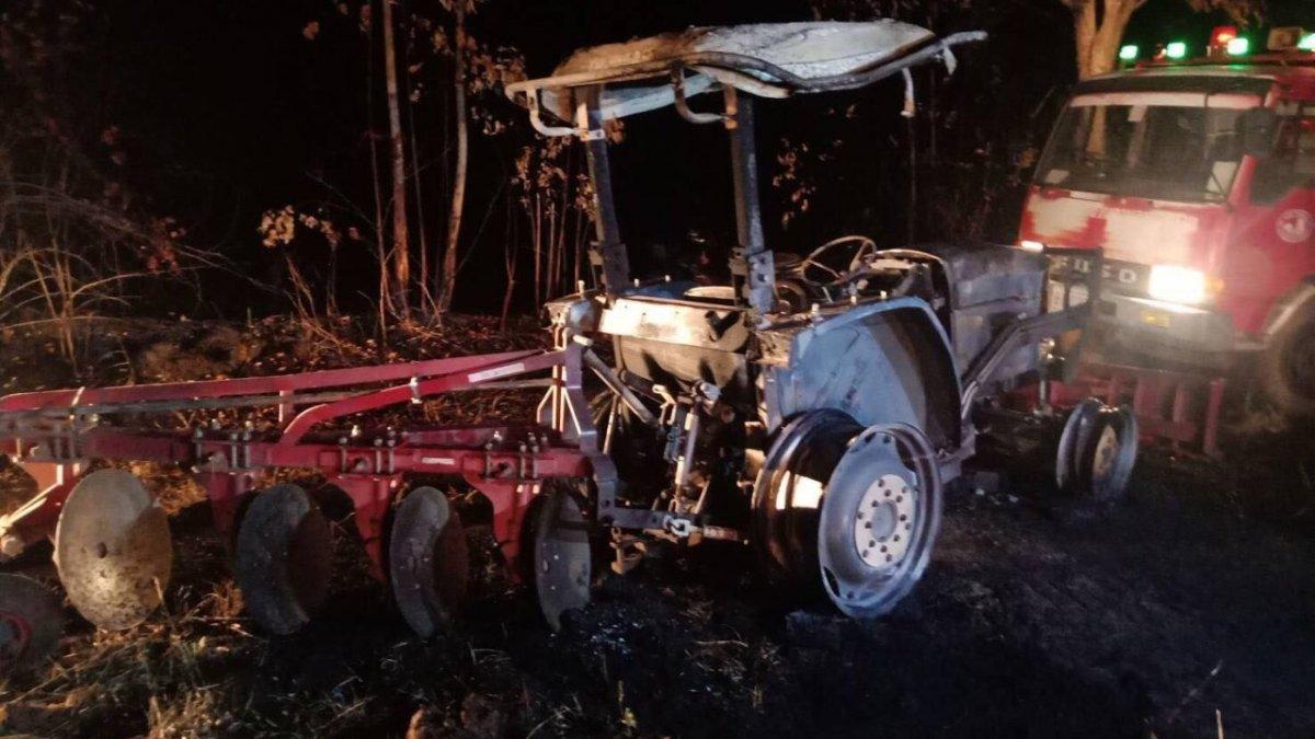Man, 75, burned to death while fighting eucalyptus plantation blaze in Sa Kaew