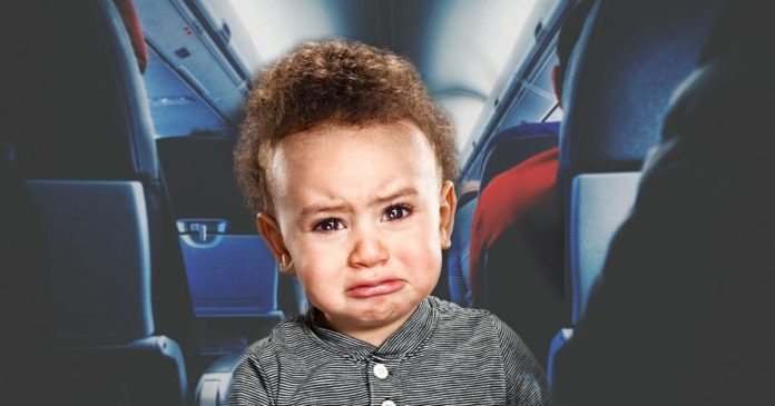 Why Do Babies Cry On Airplanes Whether You Re The Long Suffering