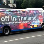 """Air Asia apologises for its """"Get off in Thailand"""" promotion. AirAsia has now apologised following an advertising campaign using the phrase """"Get off in"""