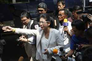 Ousted Thai party confident of election win. The Latest on Thailand's general election (all times local):12:15 p.m. The leader of the Pheu Thai political