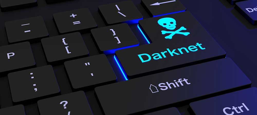 The Deep & Dark Web Explained