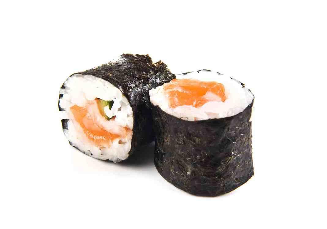 salmon sushi norway japan pattayatoday