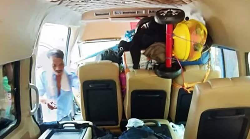 11 Myanmar workers pass out in Van all at once