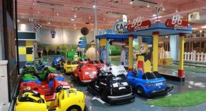 "Bangkok's largest indoor playground opens in Megabangna HBL Group, a leader in building indoor playgrounds in Asia, will soon open the Bt350-million ""Mega"