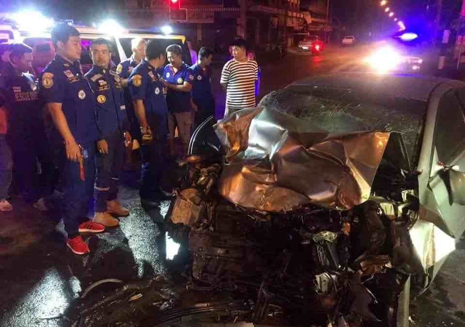 Dutch motorist becomes first fatality of Kanchanaburi's 'Seven Dangerous Days'